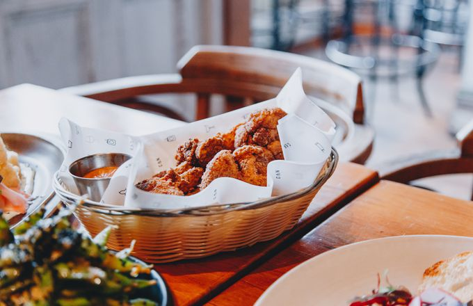 Civil and Naval's fried cauliflower will make another visit here compulsory.