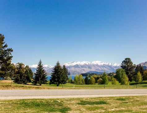 The back blocks of Wanaka.