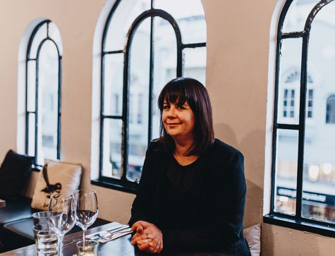 A photo of Emma Mettrick from Twenty Sven Steps restaurant Christchurch.