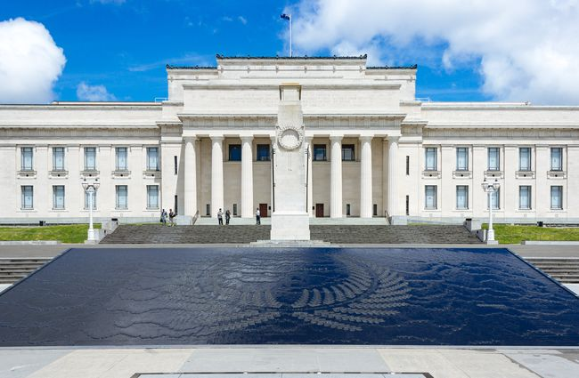 Auckland War Memorial Museum Auckland Nz Neat Places