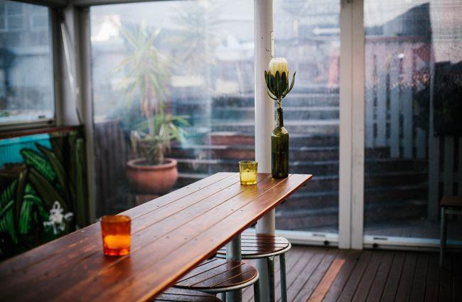 Freemans Dining Room Lyttelton New Zealand