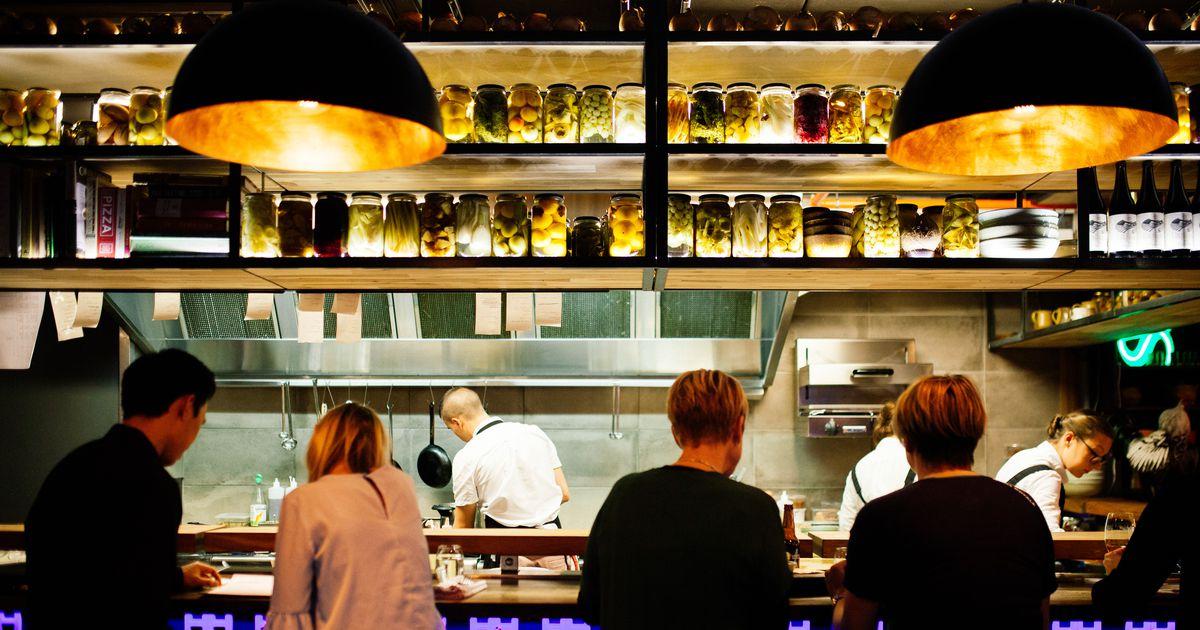 Wellington Nz Bar Restaurants