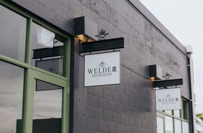 The Welder Christchurch exterior
